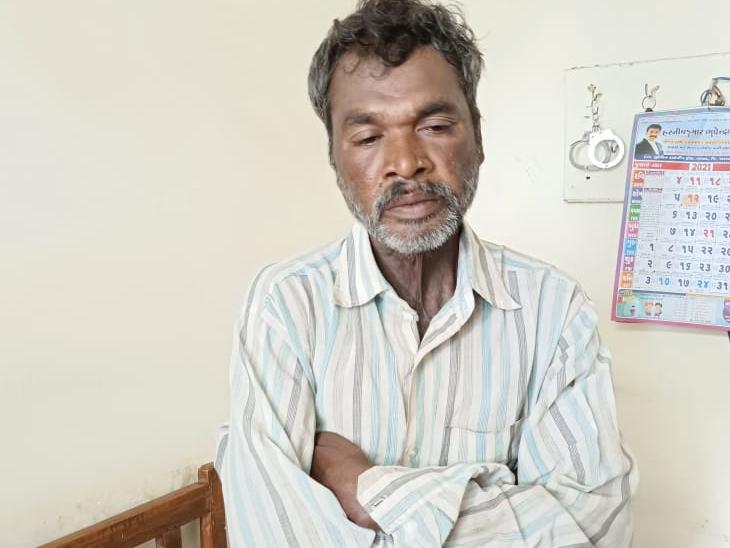 બાયડના રડોદરામાં ઘરકંકાસમાં પત્નીની હત્યા કરનાર પતિ ઝબ્બે બાયડ,Bayad - Divya Bhaskar