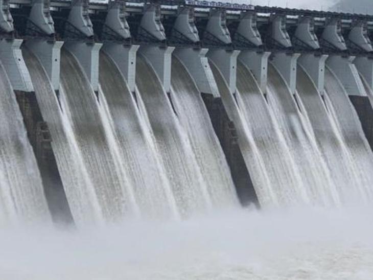 નર્મદાના વધારાના પાણી માટે વધુ એક સૈધ્ધાંતિક મંજૂરી !|ભુજ,Bhuj - Divya Bhaskar