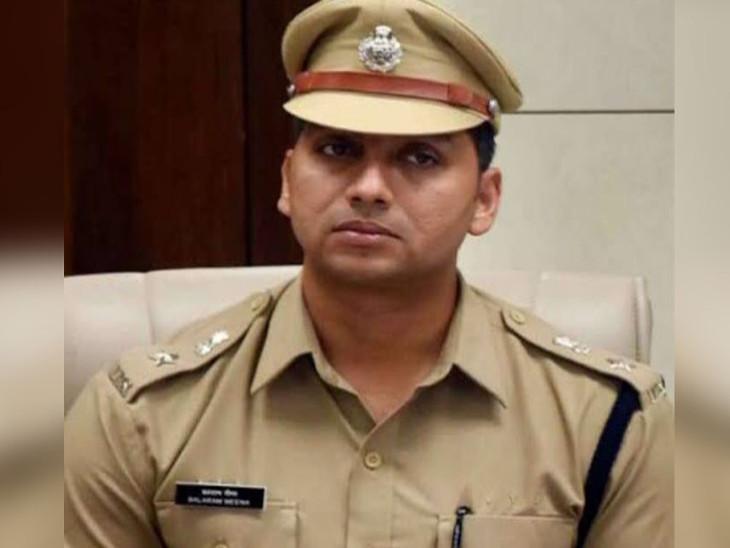 વિરપુરના PSIને ભાજપ આગેવાન સામે બોલવું ભારે પડ્યું, જિલ્લા પોલીસ વડાએ જસદણ બદલી કરી રાજકોટ,Rajkot - Divya Bhaskar