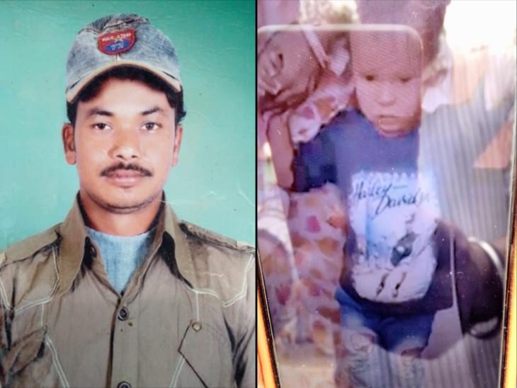 ઝાડા-ઊલટી થતાં 13 કલાકમાં જ પિતા અને પછી 3 વર્ષના પુત્રનું મોત, તંત્રની બેદરકારીથી 15 દિવસથી દૂષિત પાણી આવતું હતું|ગાંધીનગર,Gandhinagar - Divya Bhaskar