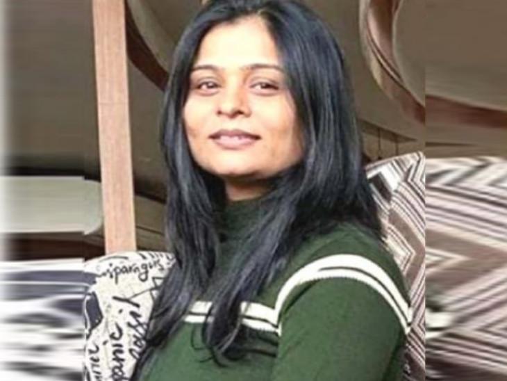 ગુમ થયેલાં સ્વીટીબેન પટેલ. - Divya Bhaskar