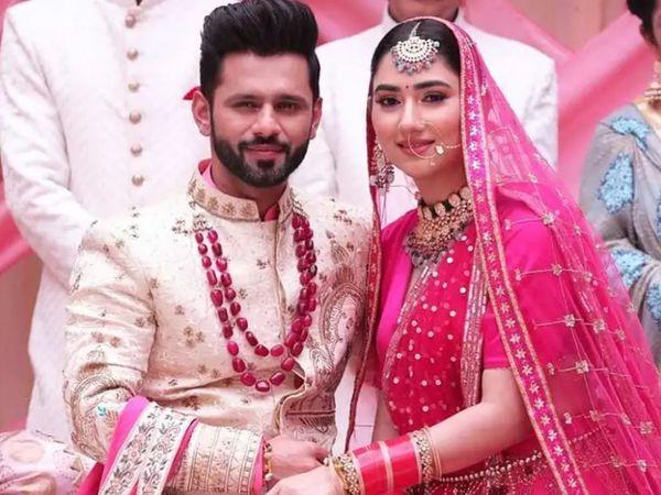 'બિગ બોસ' ફૅમ રાહુલ વૈદ્ય ગર્લફ્રેન્ડ દિશા પરમાર સાથે 16 જુલાઈએ વૈદિક રીતે લગ્ન કરશે|ટીવી,TV - Divya Bhaskar
