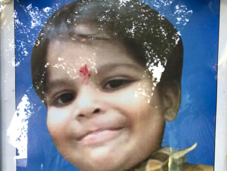 મૃતક 6 વર્ષની બાળકીની તસવીર.
