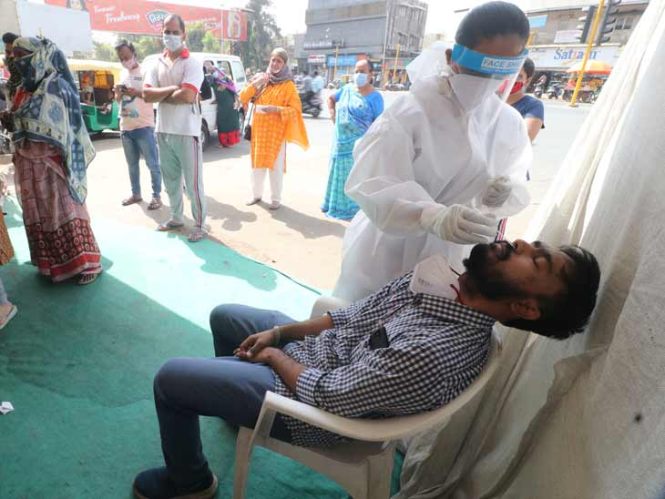 2 લાખ 33 હજાર 404 દર્દી સાજા થઈને ઘરે પરત ફર્યા - Divya Bhaskar