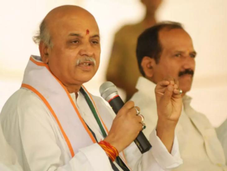 કહ્યું, 'ભાગવત હવે પિતૃપૂજા અકબર, ઔરંગઝેબની કરશે; મહંમદ ગઝનીના પૂર્વજો મારા પૂર્વજ નથી|ગાંધીનગર,Gandhinagar - Divya Bhaskar