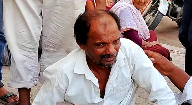 ખેરડી ગામે રહેતા અશોક રામજી સાંકળિયા