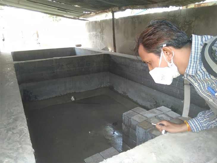 AMCને થલતેજના પેલેડિયમ મોલ, બોડકદેવની ITC નર્મદા હોટલ સહિતની જગ્યાએ મચ્છરના બ્રિડિંગ મળ્યા, દંડ વસૂલાયો અમદાવાદ,Ahmedabad - Divya Bhaskar