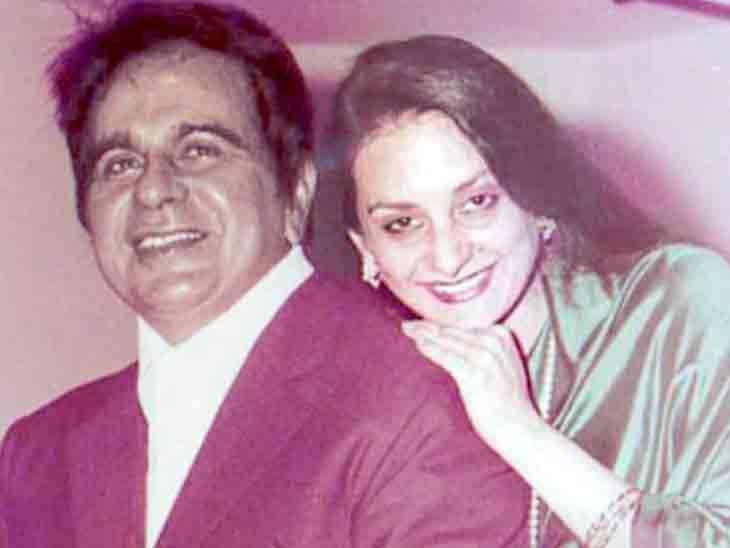 કેવી રીતે સાયરાબાનોના પ્રેમમાં પડ્યા હતા દિલીપ કુમાર, તેમના જ શબ્દોમાં જાણો|બોલિવૂડ,Bollywood - Divya Bhaskar
