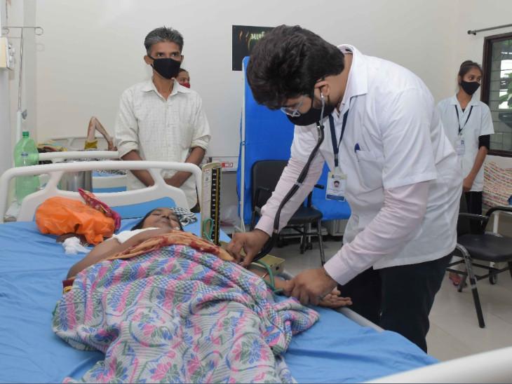 પ્રોજેક્ટ કરૂણા અંતર્ગત GUVNL, સયાજી હોસ્પિટલ અને દીપક ફાઉન્ડેશન દ્વારા સુવિધા ઉભી કરાઇ છે