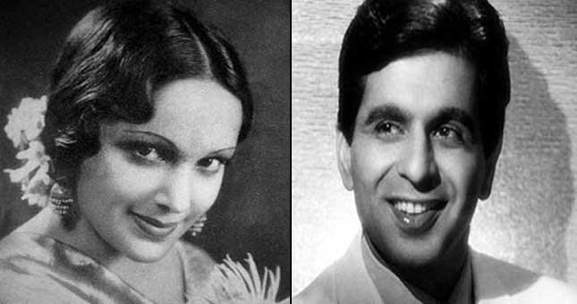 યુસુફ ખાન 'દિલીપ કુમાર' શી રીતે બન્યા? હિન્દી સિનેમાનો વિવાદાસ્પદ કિસિંગ સીન આપનારી અભિનેત્રીએ દિલીપ કુમાર નામ પાડેલું|એન્ટરટેઇનમેન્ટ,Entertainment - Divya Bhaskar