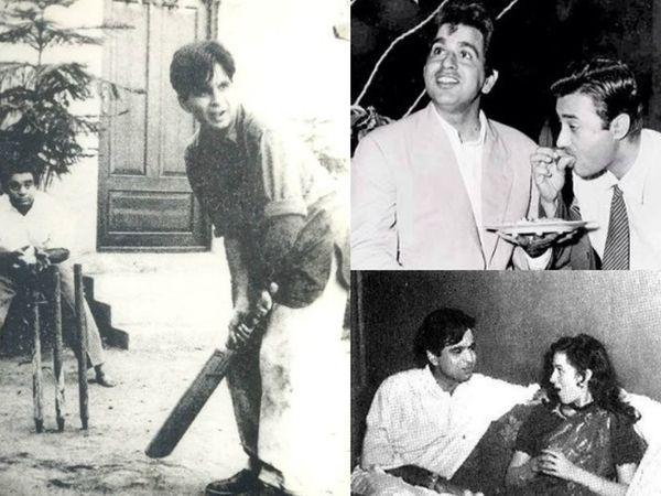 શૂટિંગ દરમિયાન ફ્રી સમયમાં ક્રિકેટ રમતા હતા, હંમેશાં સોશિયલ મીડિયા પર જૂની યાદો શેર કરતાં હતા, જુઓ દિલીપ કુમારની ક્યારેય ન જોયેલી કેટલીક તસવીરો|બોલિવૂડ,Bollywood - Divya Bhaskar