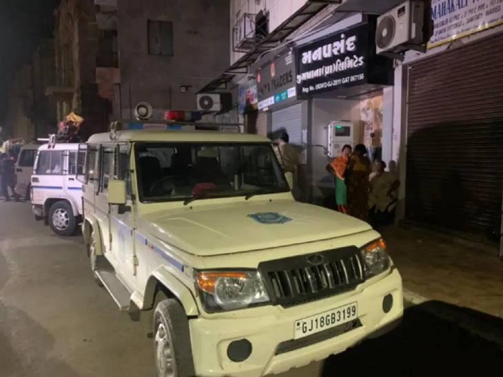 અમદાવાદમાં લોકડાઉનમાં પણ દારુ-જુગારની પ્રવૃત્તિઓ ચાલુ હતી, વિજિલન્સે રેડ કરી પરંતુ કોઈ કાર્યવાહી ના થઈ|અમદાવાદ,Ahmedabad - Divya Bhaskar