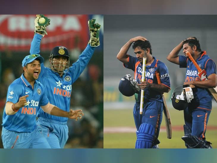 વર્ષ 2020માં બંને ખેલાડીએ એક જ દિવસે ઇન્ટરનેશનલ ક્રિકેટથી નિવૃત્તિ લીધી હતી.