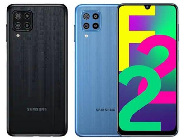 લો બજેટ સેમસંગ ગેલેક્સી F22 લોન્ચ, ફોનમાં 48MP ક્વાડ કેમેરા અને 6000mAhની દમદાર બેટરીની સાથે ફાસ્ટ ચાર્જિંગ માટે 15 વૉટનું ચાર્જર પણ મળશે|ગેજેટ,Gadgets - Divya Bhaskar