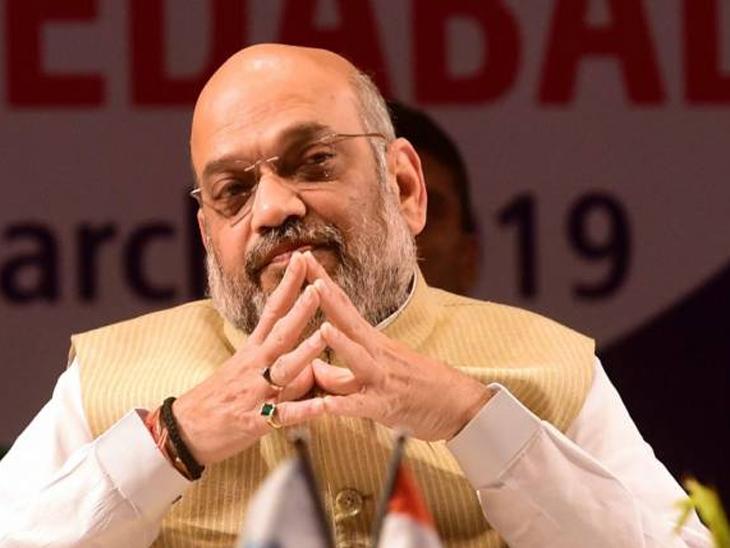 કેન્દ્રના નવા સહકાર વિભાગના મંત્રી તરીકે ગુજરાતીને મંત્રીપદ મળ્યું, અમિત શાહ બન્યા સહકાર મંત્રી અમદાવાદ,Ahmedabad - Divya Bhaskar