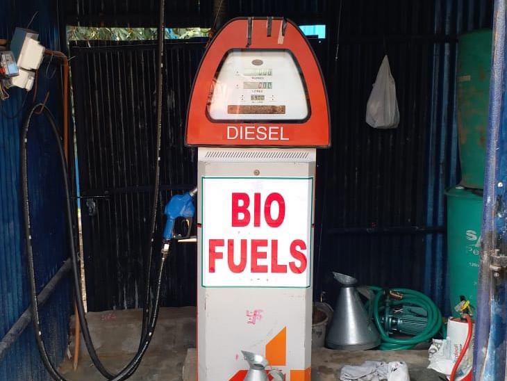 સુરતના માંડવીમાંથી પાંચ હજાર લીટર બાયો-ડીઝલના જથ્થા સહિત 5.50 લાખ રૂપિયાનો મુદામાલ જપ્ત|સુરત,Surat - Divya Bhaskar