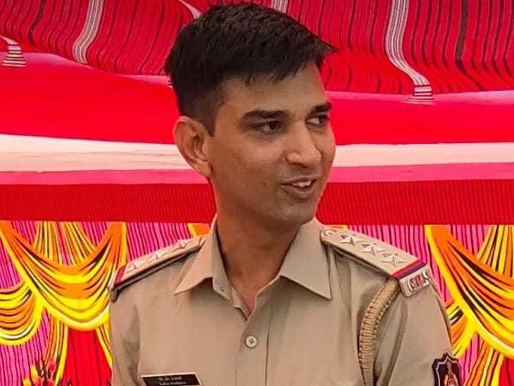 ગુમ થયેલી યુવતીના પતિની તસવીર - Divya Bhaskar
