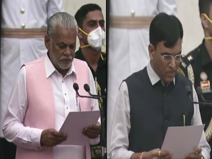 વિધાનસભા ચૂંટણી ધ્યાને રાખી પાટીદાર મુખ્યમંત્રી હોવાની માંગણીને બેલેન્સ કરી|ગાંધીનગર,Gandhinagar - Divya Bhaskar