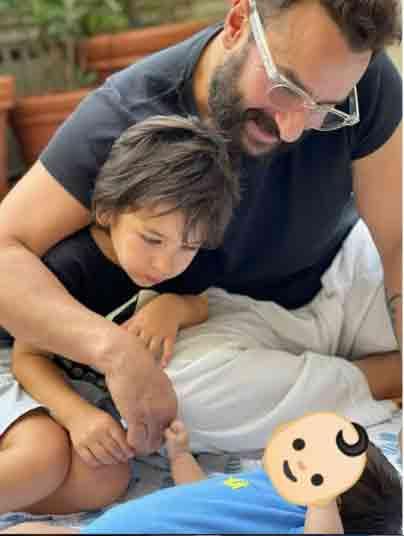 કરીનાએ દીકરાનો ચહેરો હજી સુધી બતાવ્યો નથી