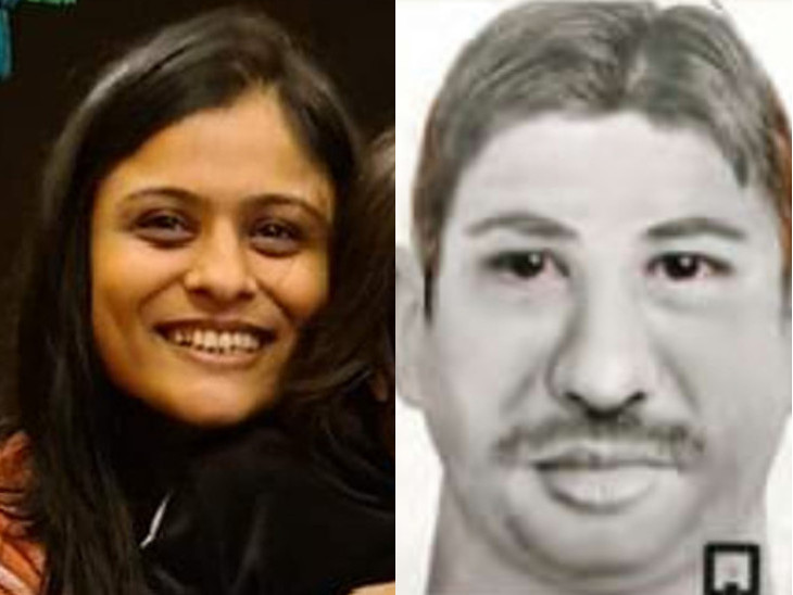 પાટણના ડોક્ટરની ફેફિયતના આધારે પોલીસે સ્વીટી પટેલ સાથે દેખાયેલી વ્યક્તિનો સ્કેચ તૈયાર કરાવ્યો, આજે PIનો CDS ટેસ્ટ કરાશે|વડોદરા,Vadodara - Divya Bhaskar