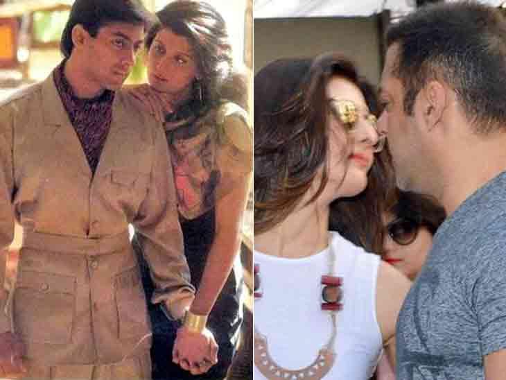 સલમાન ખાન સાથેના બ્રેકઅપ બાદ કેવી રીતે સંબંધો જાળવી રાખ્યા, એક્ટ્રેસે જણાવ્યું|બોલિવૂડ,Bollywood - Divya Bhaskar