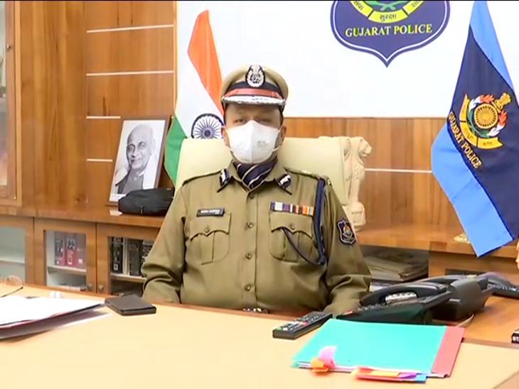 રાજકોટ શહેર પોલીસ કમિશનર મનોજ અગ્રવાલ. - Divya Bhaskar