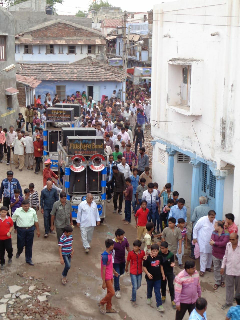 પાટડીમાં 97માં વર્ષે રથયાત્રા સ્થગિત : મંદિરથી તળાવ સુધી જલયાત્રા નીકળશે - Divya Bhaskar