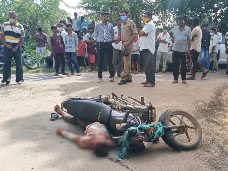 મહીસાગરના વિરપુર પંથકમાં થયેલી યુવકની હત્યા આડાસંબંધનો વહેમ રાખી કરાઈ હોવાનો ખુલાસો|નડિયાદ,Nadiad - Divya Bhaskar