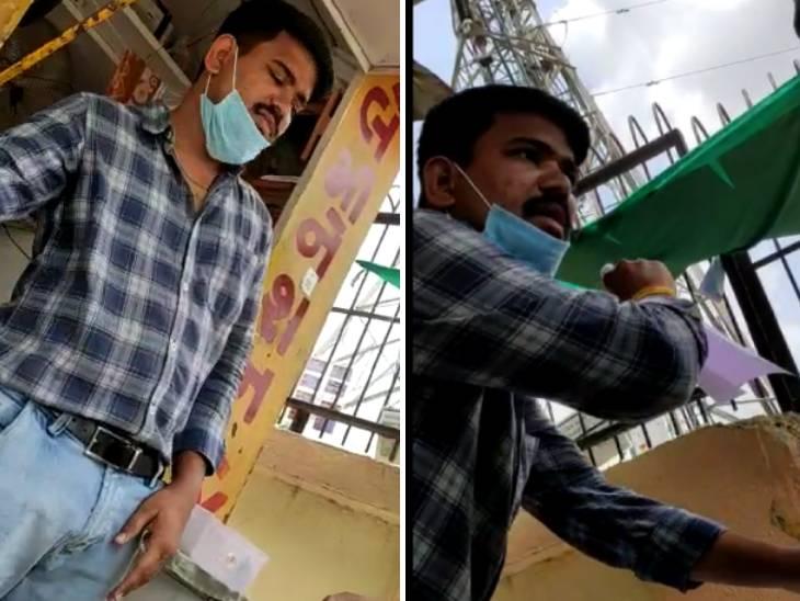 અમદાવાદ RTOમાં દિવ્યાંગને ફાળવેલી ઝેરોક્સની દુકાનમાં એજન્ટોનું રાજ, અધિકારીઓ સાથે સેટિંગ કરીને લાઇસન્સ, વીમો અને RC બુકનાં કામ કરે છે|અમદાવાદ,Ahmedabad - Divya Bhaskar