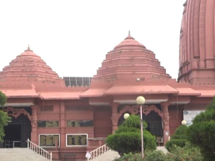 સુરતના ઈસ્કોન મંદિરથી નીકળનારી રથયાત્રા રદ્દ કરાઈ, કડક ગાઈડલાઈનને લઈને સંચાલકોનો નિર્ણય|સુરત,Surat - Divya Bhaskar