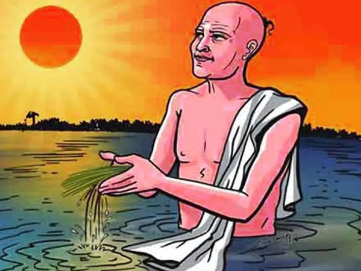 આ મહિનામાં સૂર્ય પૂજાથી બીમારીઓ દૂર થાય છે, ઉગતા સૂર્યને અર્ઘ્ય આપવાથી ઉંમર વધે છે|ધર્મ,Dharm - Divya Bhaskar