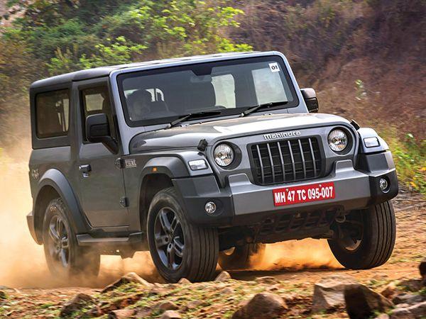 મહિન્દ્રાની 8 ગાડીઓના ભાવ વધ્યા, સૌથી વધુ થારની કિંમતમાં ₹92 હજારનો વધારો નોંધાયો|ઓટોમોબાઈલ,Automobile - Divya Bhaskar