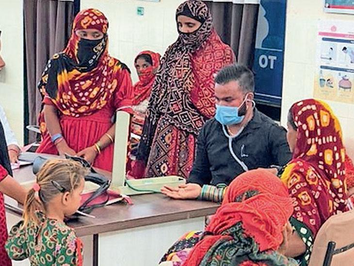 બન્નીના ચાર આરોગ્ય કેન્દ્રમાં 175 સગર્ભાને સારવાર અપાઇ|ભુજ,Bhuj - Divya Bhaskar