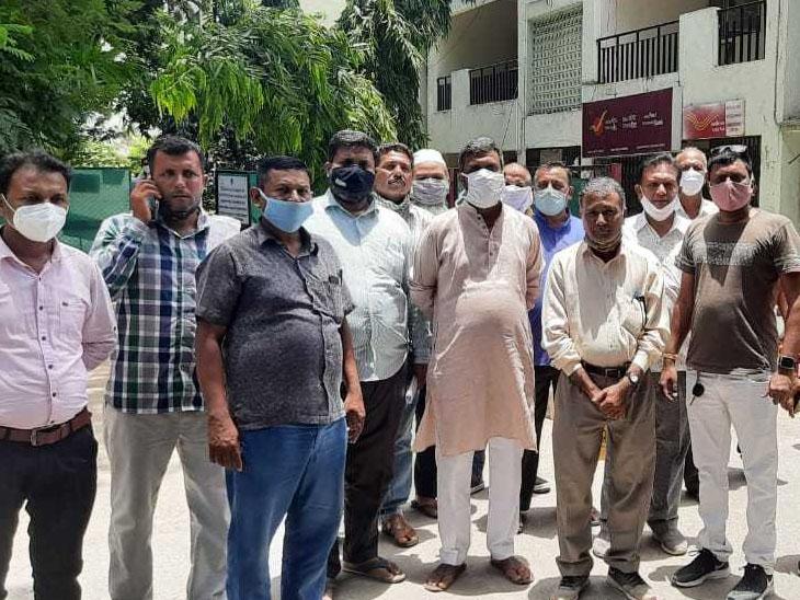 પાદરા તાલુકામાં I.O.C.L સાથે ભારતીય કિસાન સંઘની બેઠક મળી હતી - Divya Bhaskar