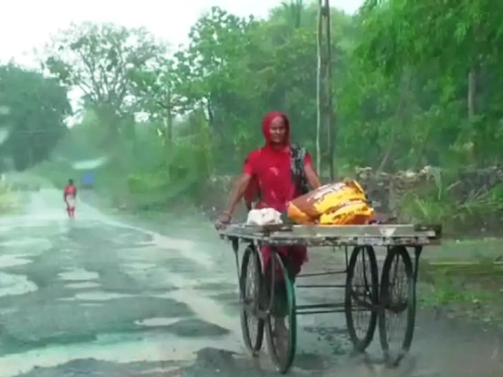 ગીર સોમનાથ જિલ્લાના તમામ તાલુકામાં આજે વહેલી સવારથી વરસાદી માહોલ છવાયો