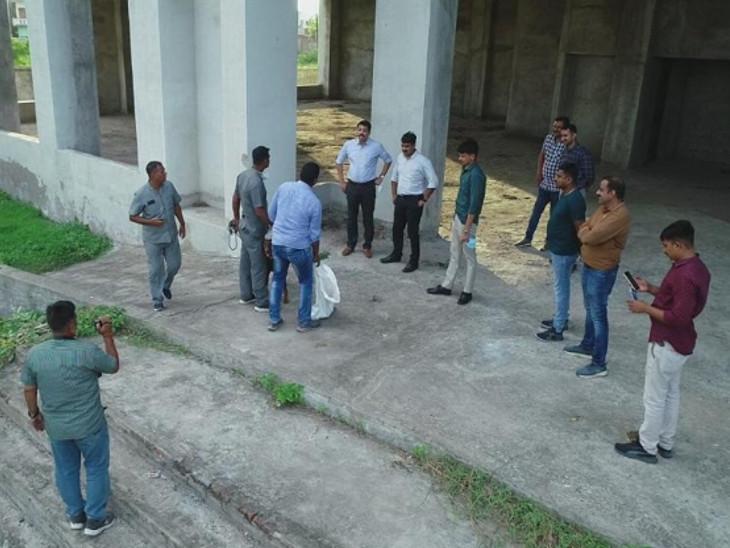 પોલીસની ટીમો છેલ્લા 5 દિવસથી દહેજ પંથકનાં ગામોમાં સર્ચ ઓપરેશન કરી રહી છે