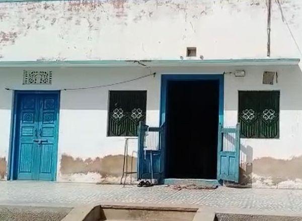 રાજસ્થાનના નાગૌર જિલ્લામાં ભાદવા ગામ સ્થિત પુરખારામનું ઘર.