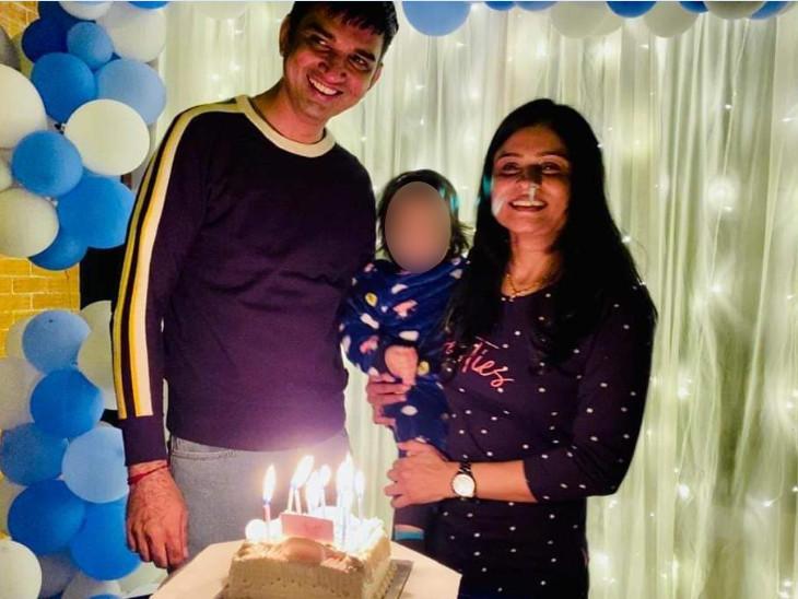 પીઆઇ એ.એ.દેસાઈની પત્ની સ્વીટી મહેન્દ્ર પટેલ છેલ્લા 36 દિવસથી રહસ્યમય રીતે ગુમ છે
