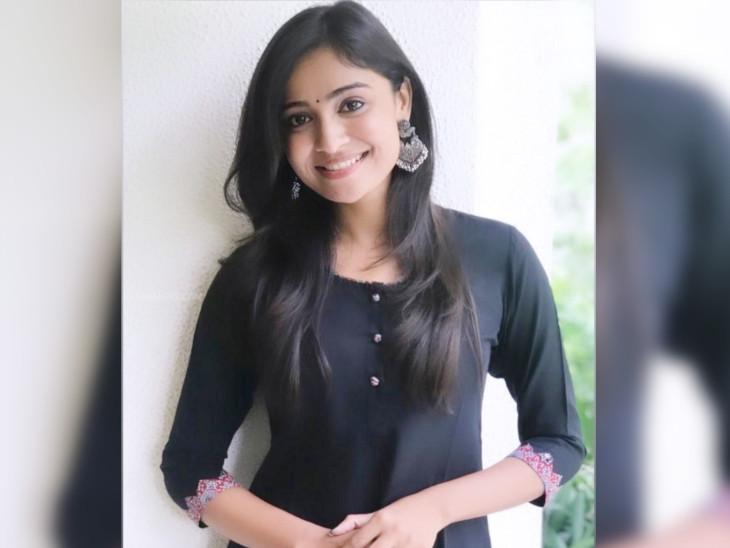 શ્રદ્ધા ડાંગરની તસવીર - Divya Bhaskar