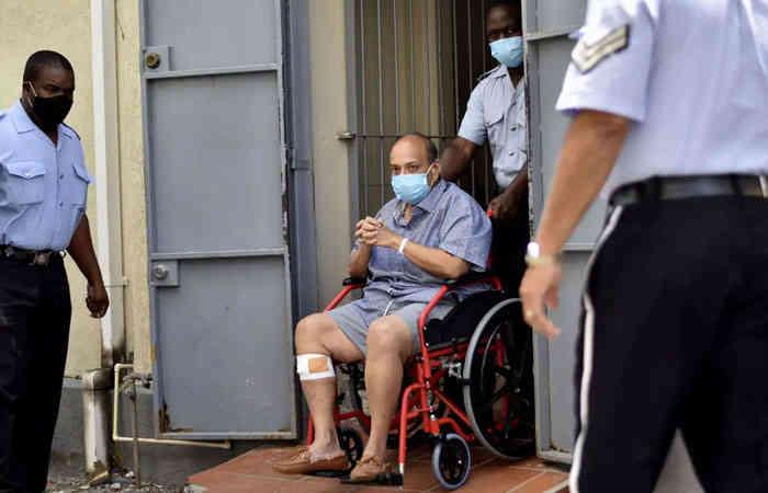 ચોકસીને ગેરકાયદે રીતે ડોમિનિકામાં એન્ટ્રીના આરોપમાં 25 મેનાં રોજ પકડવામાં આવ્યો હતો - Divya Bhaskar