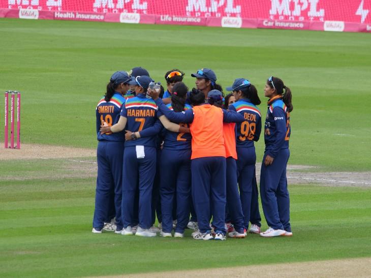 ટીમ ઈન્ડિયાએ 1-1થી સિરીઝ બરાબર કરી - Divya Bhaskar