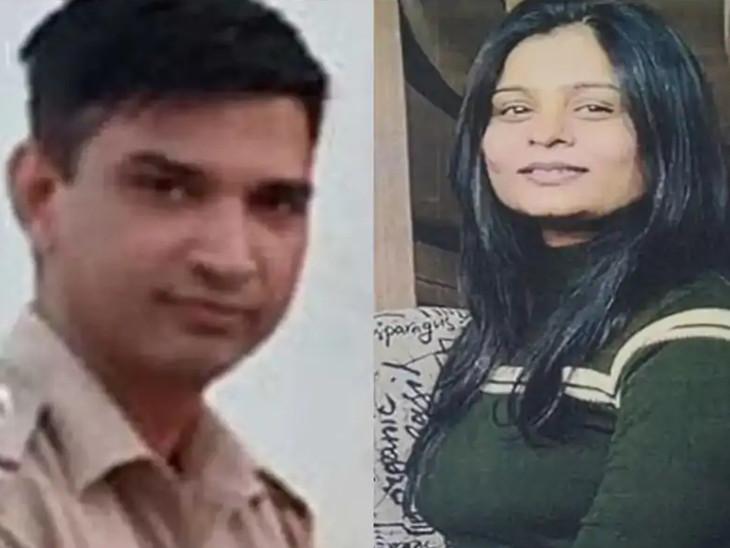 સ્વીટી પટેલના ગુમ થવા મુદ્દે પોલીસે PI દેસાઈના ટેસ્ટ માટે કોર્ટમાં કરેલી અરજી મંજૂર કરવામાં આવી છે. - Divya Bhaskar