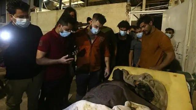 હોસ્પિટલમાં લાગેલી ભીષણ આગમાં 44 લોકોનાં મોત નીપજ્યાં છે, જ્યારે 67 લોકો ઇજાગ્રસ્ત થયા હતા.