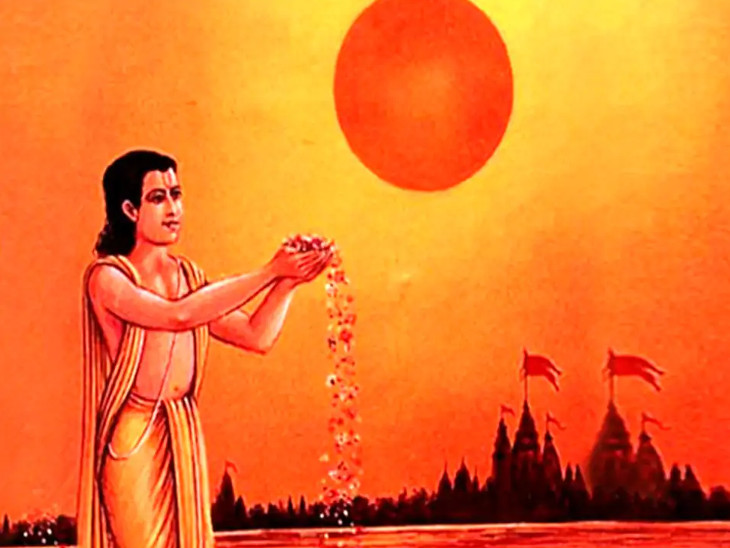 અષાઢ મહિનાની સાતમે સૂર્યપૂજા કરવાથી બીમારીઓ દૂર થાય છે અને દુશ્મનો ઉપર વિજય પ્રાપ્ત થાય છે|ધર્મ,Dharm - Divya Bhaskar
