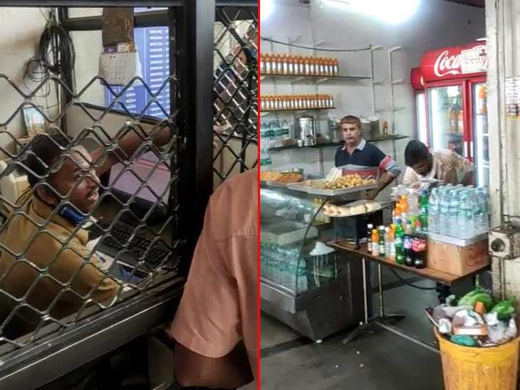 સેન્ટ્રલ બસ સ્ટેન્ડ કર્મચારીઓ અને દુકાનદારો જ માસ્ક પહેરતા નથી