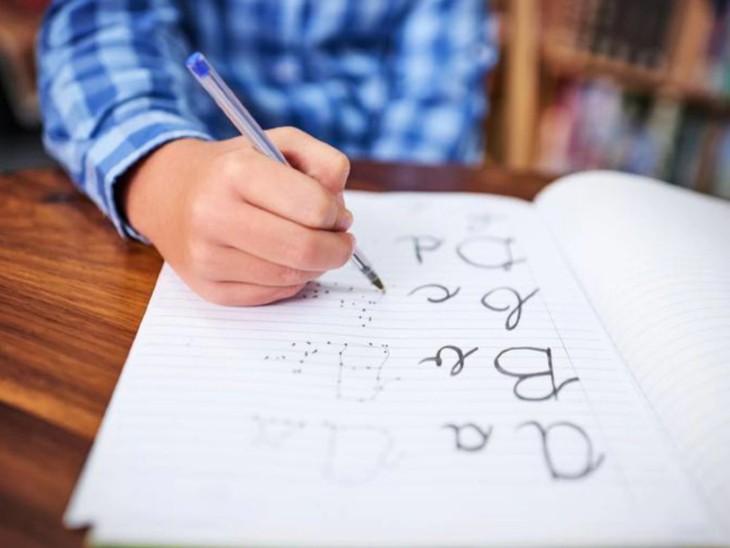 વીડિયો અને ટાઈપિંગની સરખામણીએ હાથથી લખવાથી જલ્દી શીખાય છે અને અક્ષરો સુધરે છે; અમેરિકાના સંશોધકોનો દાવો|લાઇફસ્ટાઇલ,Lifestyle - Divya Bhaskar