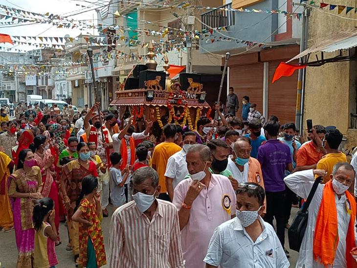 છોટાઉદેપુર - Divya Bhaskar