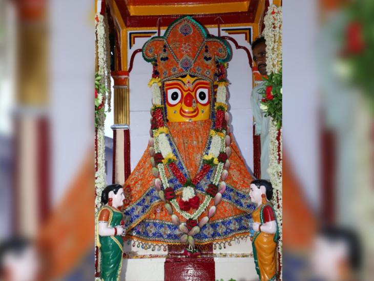સુભદ્રાજીના રથની તસવીર - Divya Bhaskar