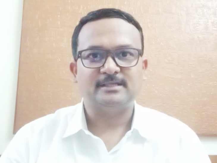 હાઇકોર્ટ એડવોકેટ એસોસિએશનના સેક્રેટરી હાર્દિક બ્રહ્મભટ્ટ - Divya Bhaskar