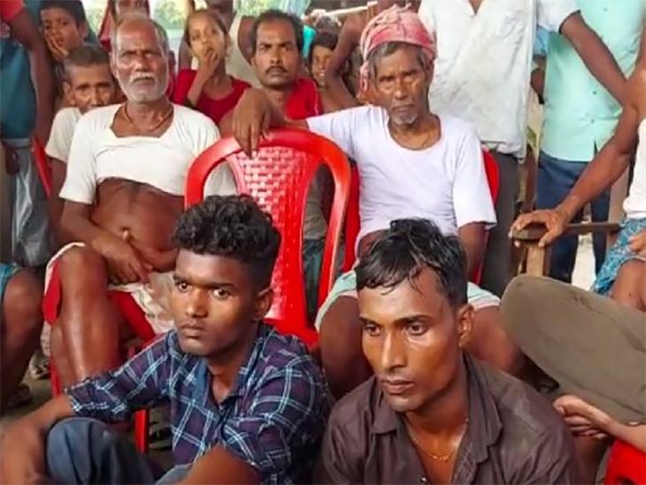 પહેલી પત્નીને દગો આપીને બીજા લગ્ન કરવા જતો હતો યુવક, 3 બાળકોની માતાના હાઈવોલ્ટેજ ડ્રામાથી લગ્ન અટક્યા, વરરાજા-વરઘોડિયા બંધક બનાવાયા|ઈન્ડિયા,National - Divya Bhaskar